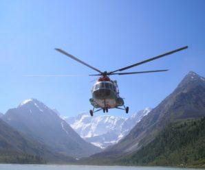 Аренда вертолета для полета в труднодоступные места