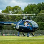 Вертолетные экскурсии в Казахстане